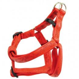 Arnés Luxo para perros Talla 10 Rojo
