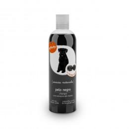 Champú para perros de pelo negro Caricias Naturales