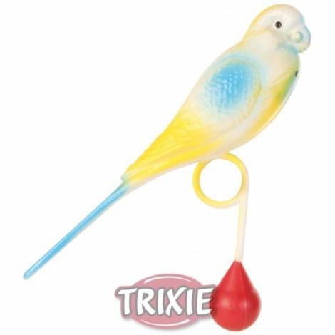Cotorrita 12 cm. para jaula de pájaros