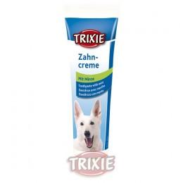 Pasta de dientes mentolada para perros