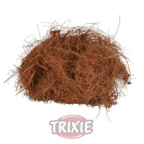 Fibra de coco para nido de roedores