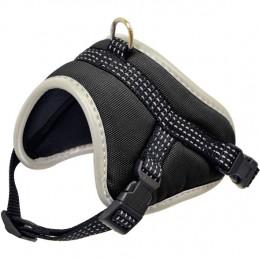 Arnés Sport Panji para perros Talla M-L Negro