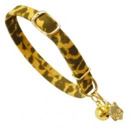 Collar de leopardo para gato