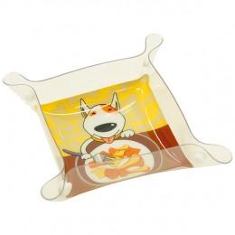 Comedero Portátil Clip-Clap para perros