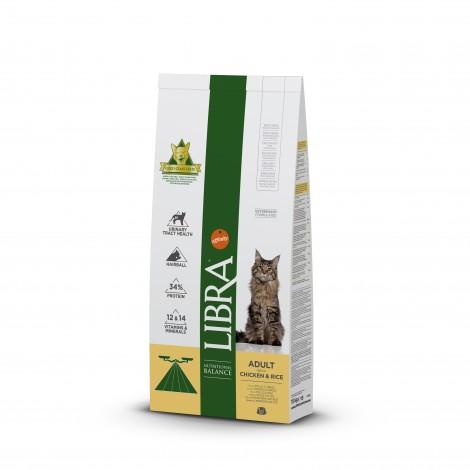 Libra Cat Adult Pollo 15 kg.