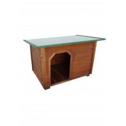 Caseta de madera de calidad mediana