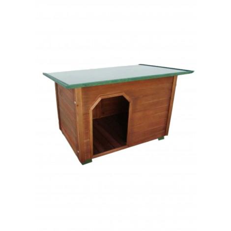 Caseta de madera de calidad grande