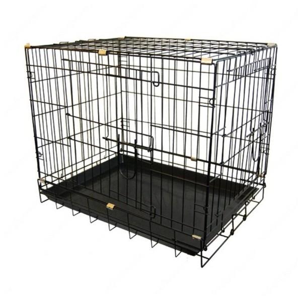 Jaula plegable para perros for Jaulas de perros