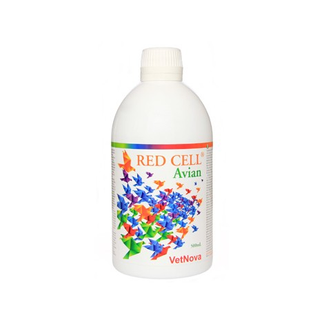 Red Cell Avian 500 ml. para aves