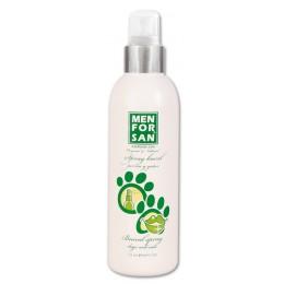 Spray bucal contra el mal aliento para mascotas