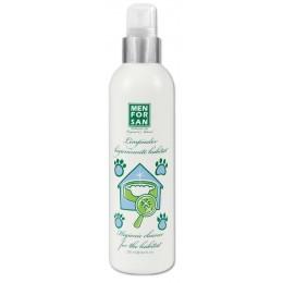Menforsan Spray Limpiador higienizante de hábitat 250 ml.