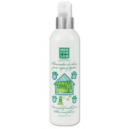 Spray eliminador de olores para ropa y tejidos 250 ml.