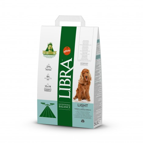 Libra dog Light 3 Kg.