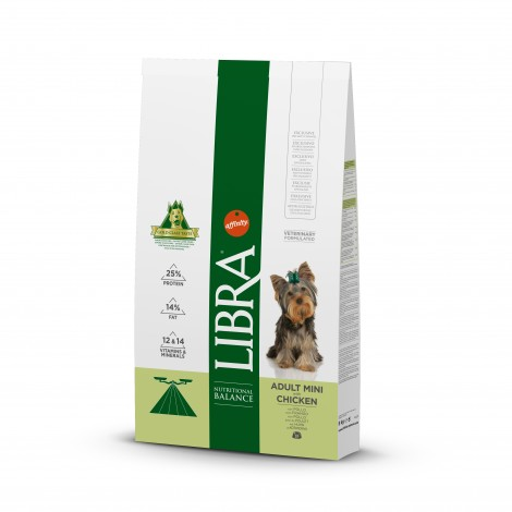 Libra Dog Mini 8 kg.