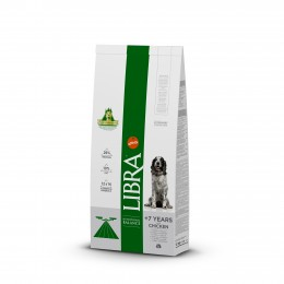 Libra Dog Senior 12 kg.