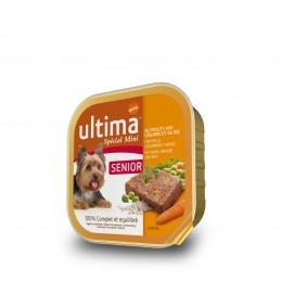 Lata Ultima Senior con pollo verdura y legumbres
