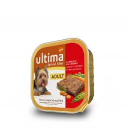 Ultima Especial Mini Adult Buey 150 gr.
