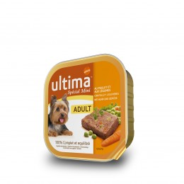 Ultima Mini Adult Especial Pollo 150 gr.
