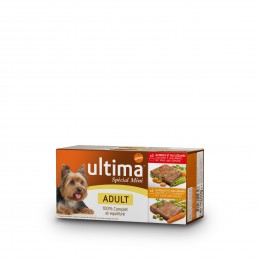 Ultima Multipac Mini Adult 4 tarrinas de 150 gr.
