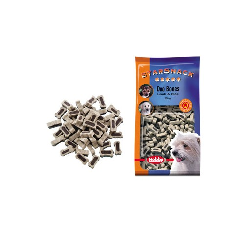 Snack Huesitos con Cordero y Arroz