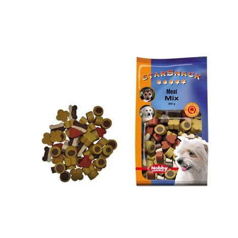 Snack Mix de carne para perros