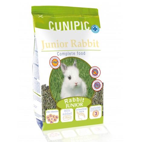 Comida para conejos baby 3 kg.