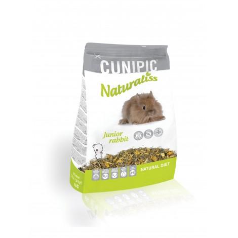 Pienso Naturaliss para conejo baby