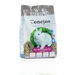 Comida para conejos toy adultos