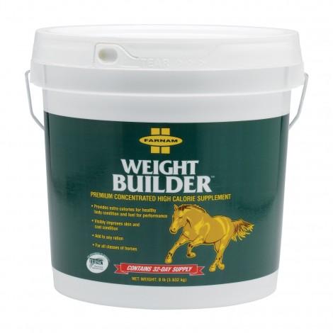 Complemento Weight Builder para caballos
