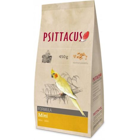 Psittacus Mini Pienso para pequeñas aves psitácidas