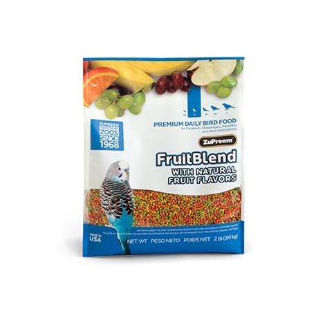 Pienso Multifrutas para pájaros Zupreem