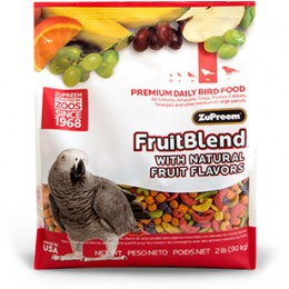 Zupreem Multifruta para aves M/L