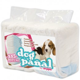 Pañales para perros mini