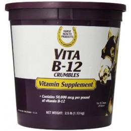 Vita B 12 Crumbles para caballos
