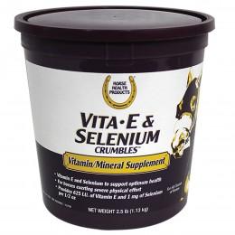 Antioxidante para caballos VITA E & Selenium