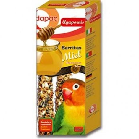 Barritas para Agapornis varios sabores