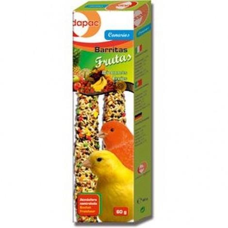 Barritas de sabores para canarios