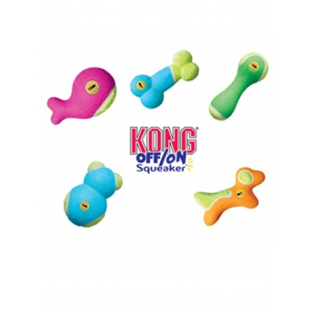 Kong Off/On Squeaker Whale