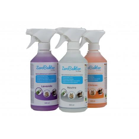 Desinfectante de Jaulas ZEROBAKTER