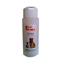 Crema suavizante para mascotas PET SANA
