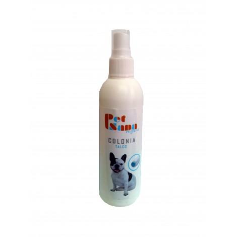 Pet Sana Colonia para perros con aroma a talco 125 ml.