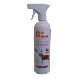 PET SANA Spray Repelente Antimicciones