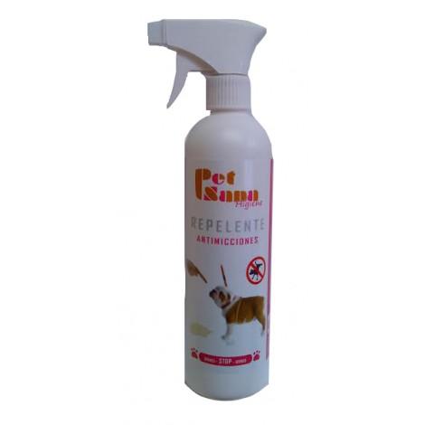 Spray Repelente Antimicciones PET SANA