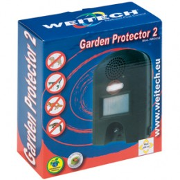 Ahuyentador de animales Garden Protector 2