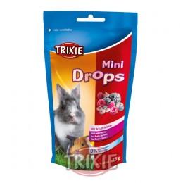 Mini Drops Frutas del Bosque para roedores