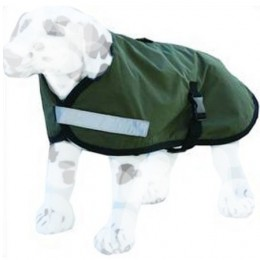 Capota impermeable con forro polar 80 cm. para perros grandes