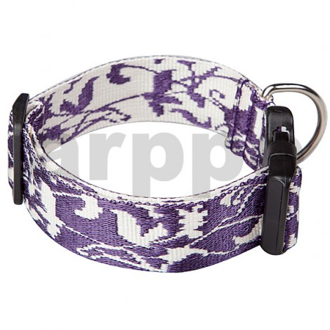 Collar Regulable Algodón-Nylon Jacquard