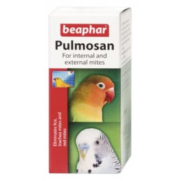 Pulmosan 10 ml.