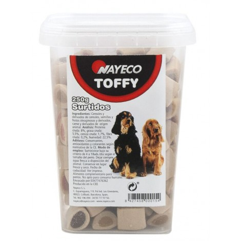 Snack Toffy Surtidos