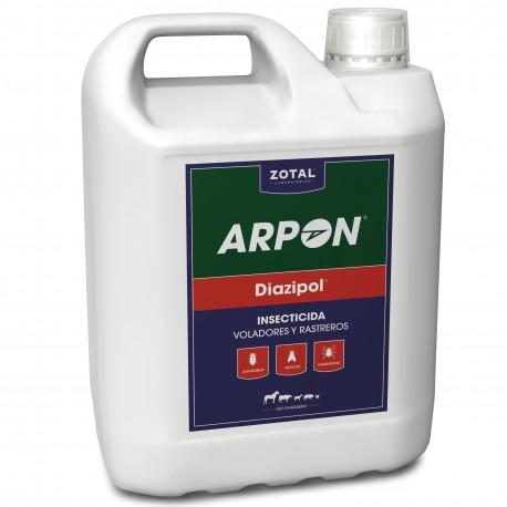 Arpon Diazipol 5 L. Insecticida para el hábitat